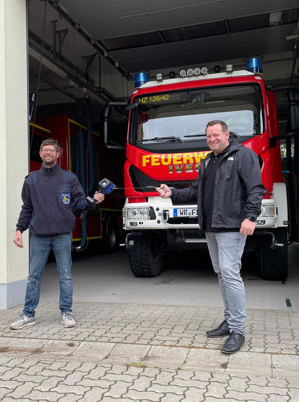 Tag der Feuerwehr in Sachsen Anhalt
