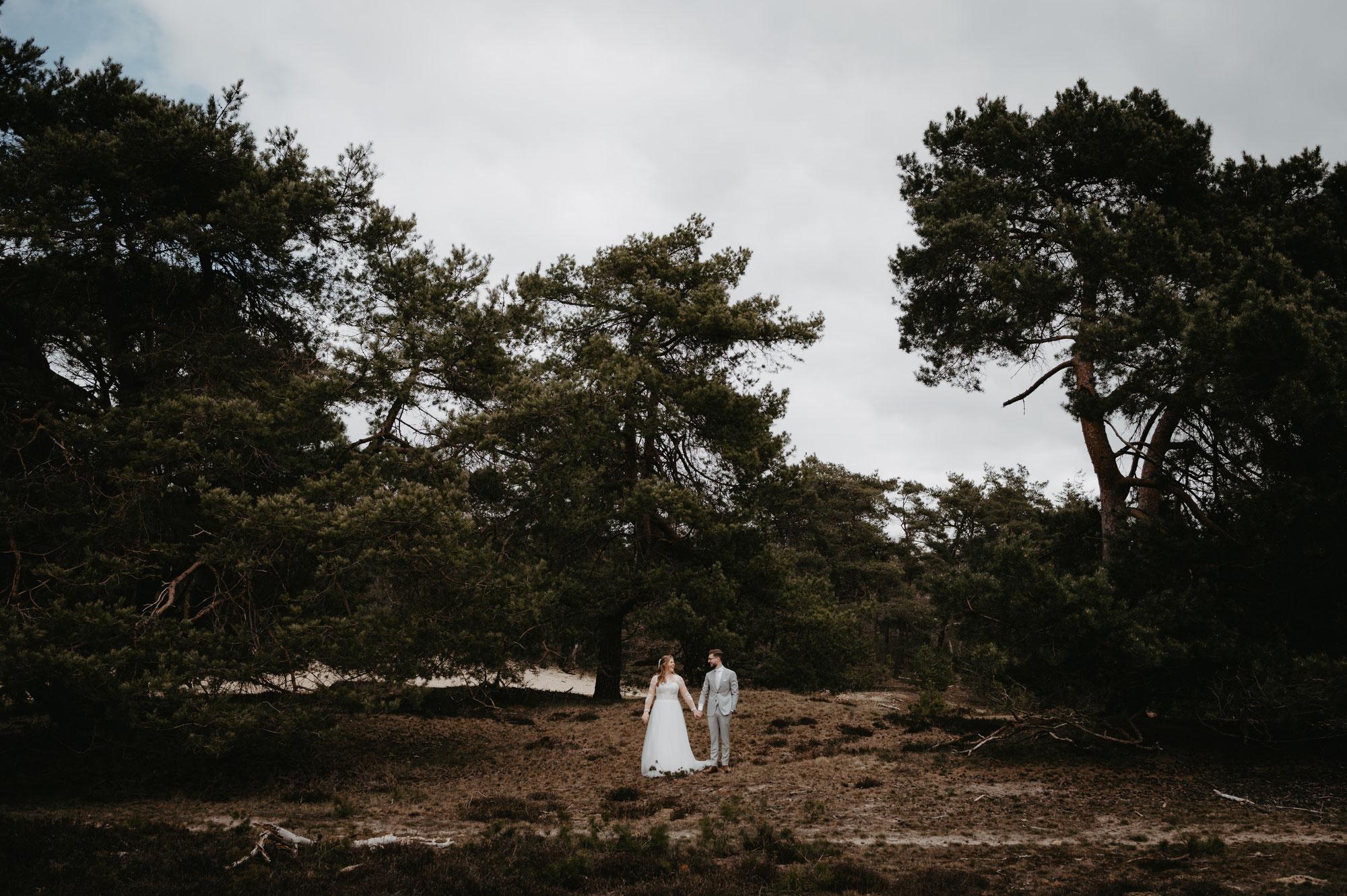 Bruiloft Jan & Harmke