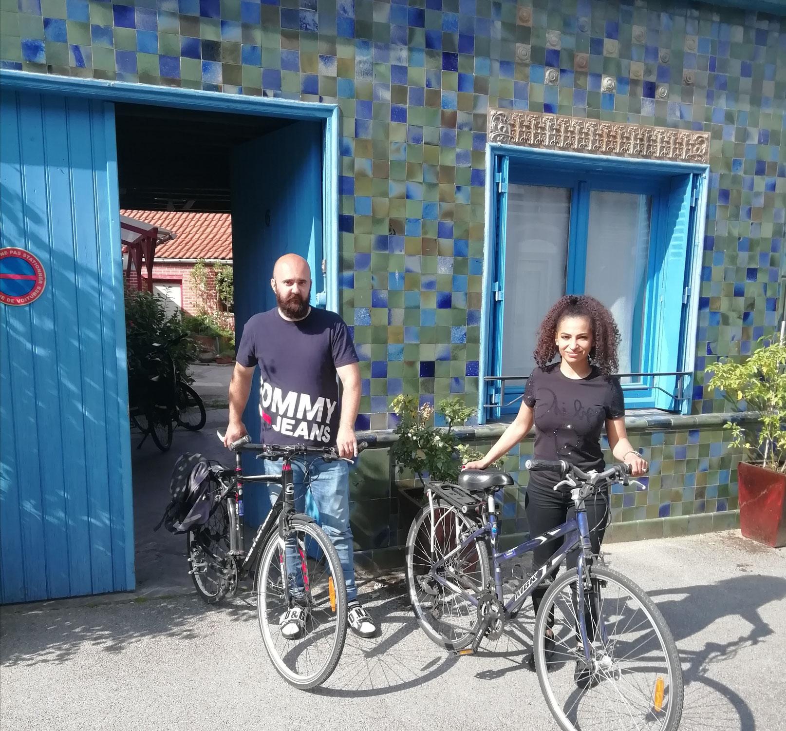visiter Beauvais à vélo, c'est possible
