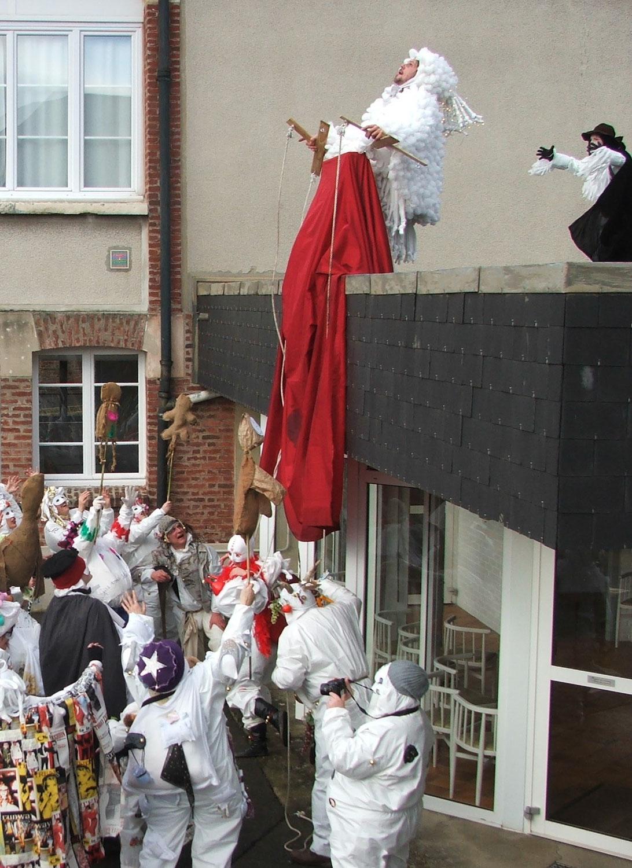 """le temps du carnaval : """"Une fête des fous"""", c'était en 2015!  6 ans déjà !"""