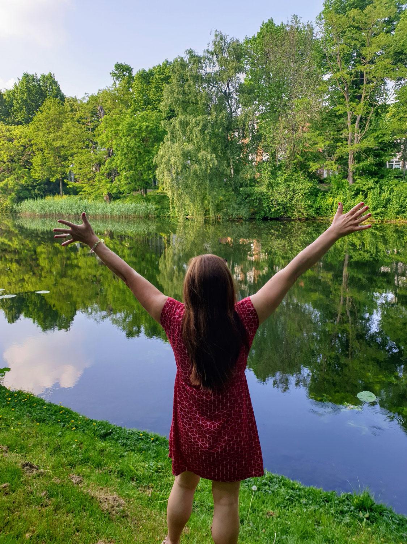 Schlank im Kopf: mit Mentaltraining zum positiven Selbstbild