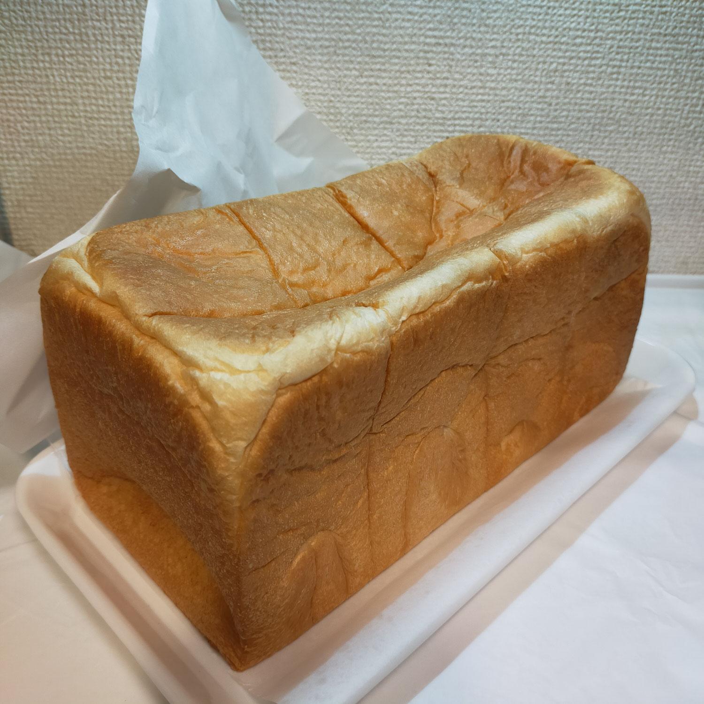フワフワでモッチモチの食パンいただきました!