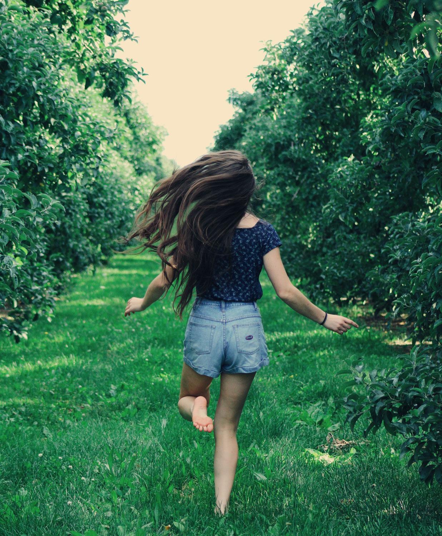 Die Geschichte vom Mädchen mit dem inneren Druck und den hohen Erwartungen
