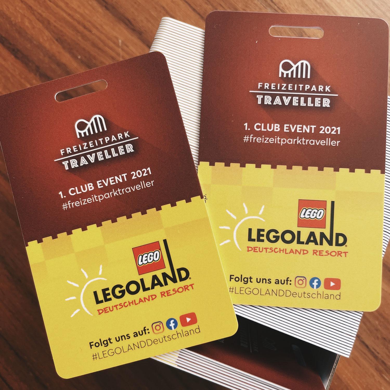 Freizeitpark Traveller Event im LEGOLAND am 25.09.2021