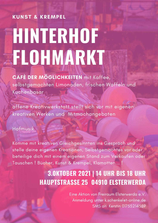 Hinterhofflohmarkt