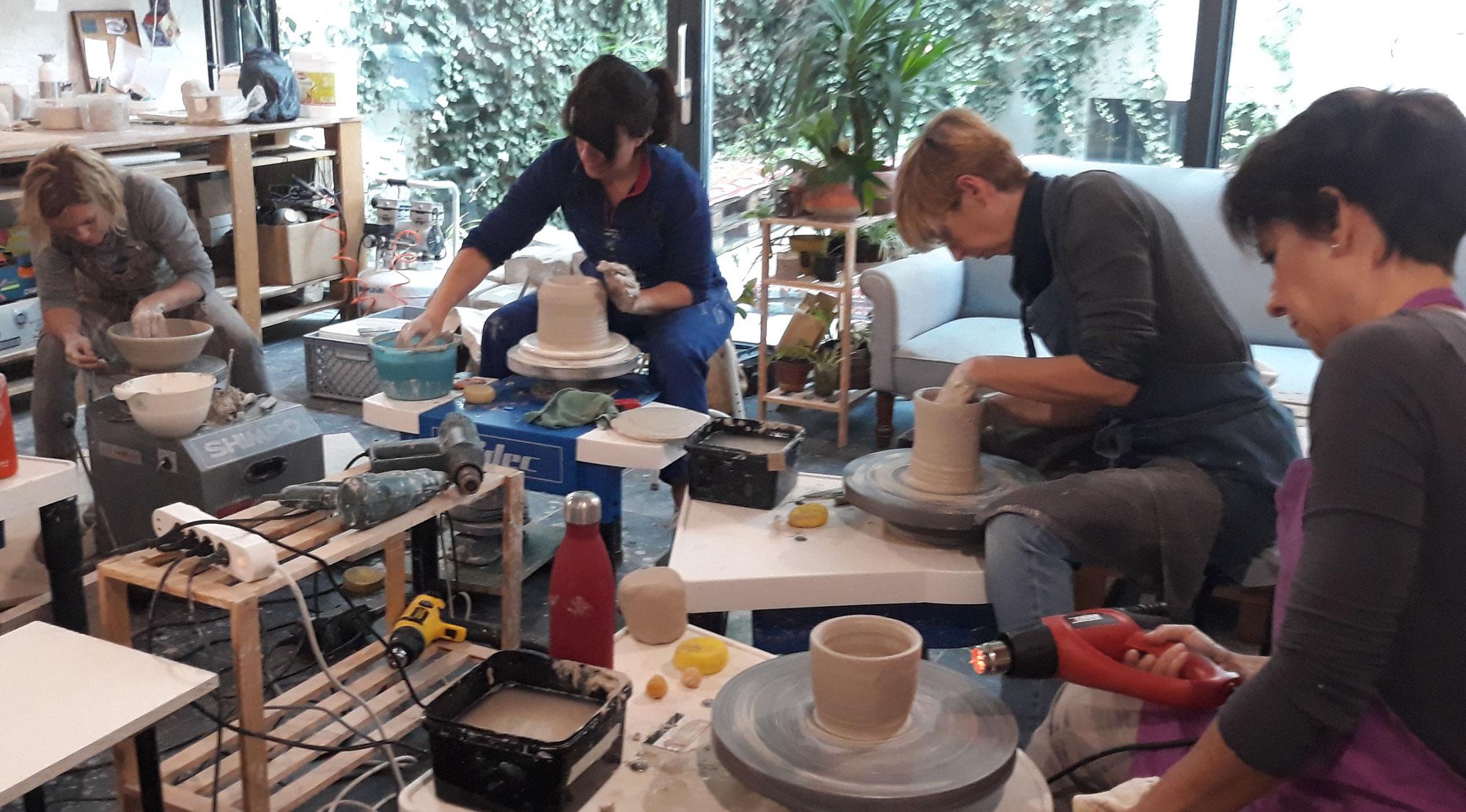 Et si apprendre la poterie devenait une passion ?