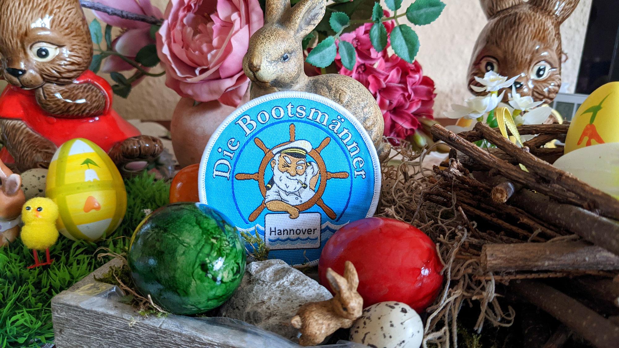 Wir wünschen Euch ein frohes Osterfest.