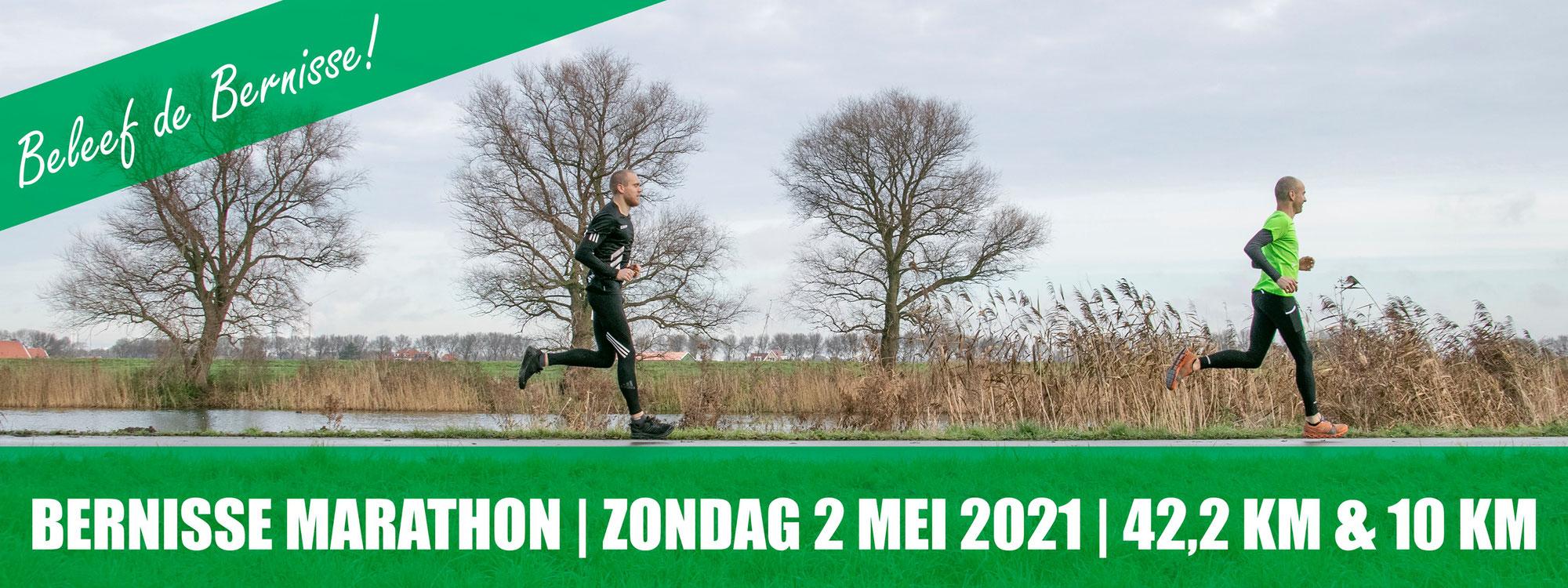 Bernisse Marathon niet op 2 mei 2021!