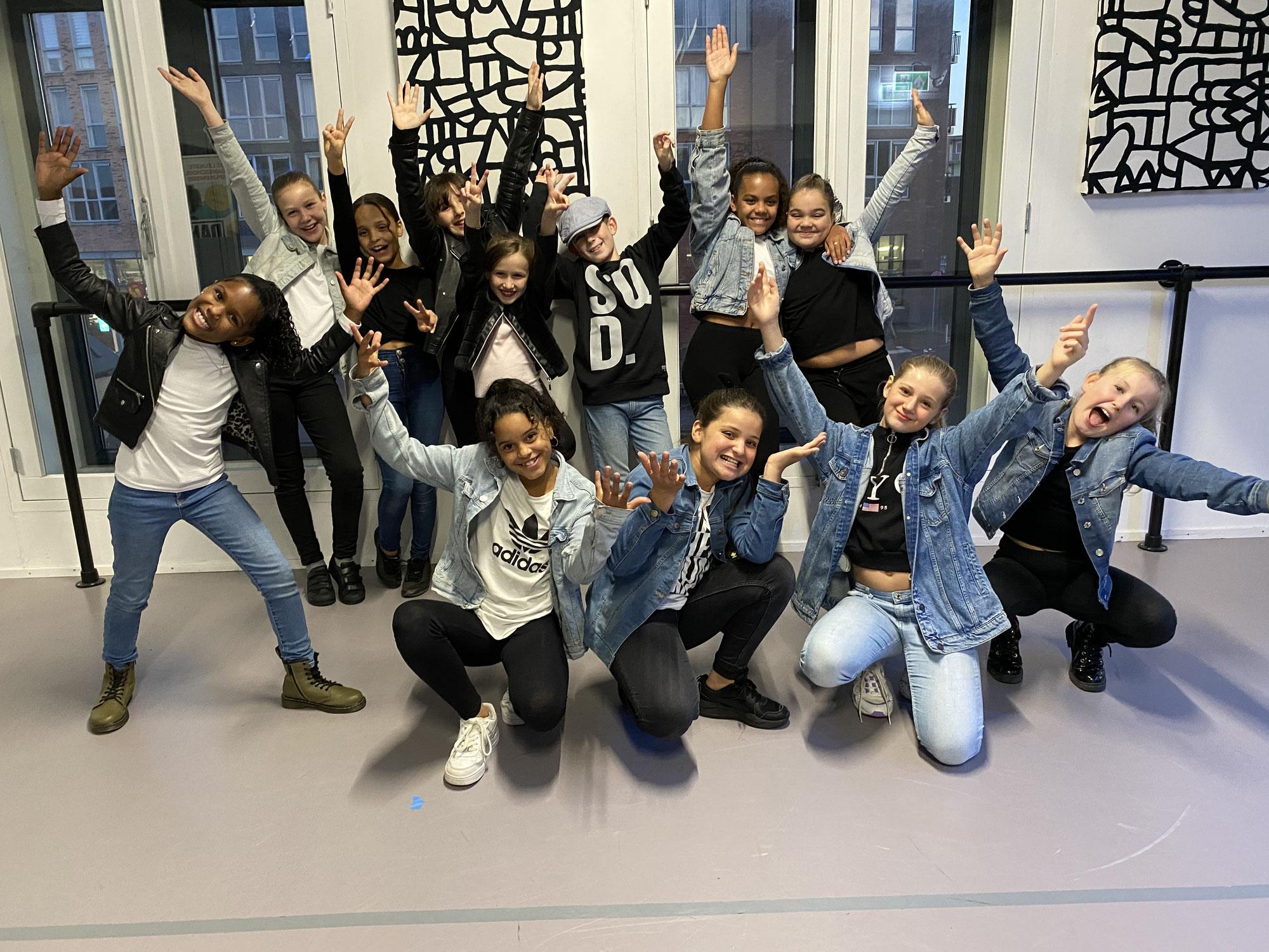 Dansers van Dansstudio KP winnen UDO streetdance kampioenschap Benelux