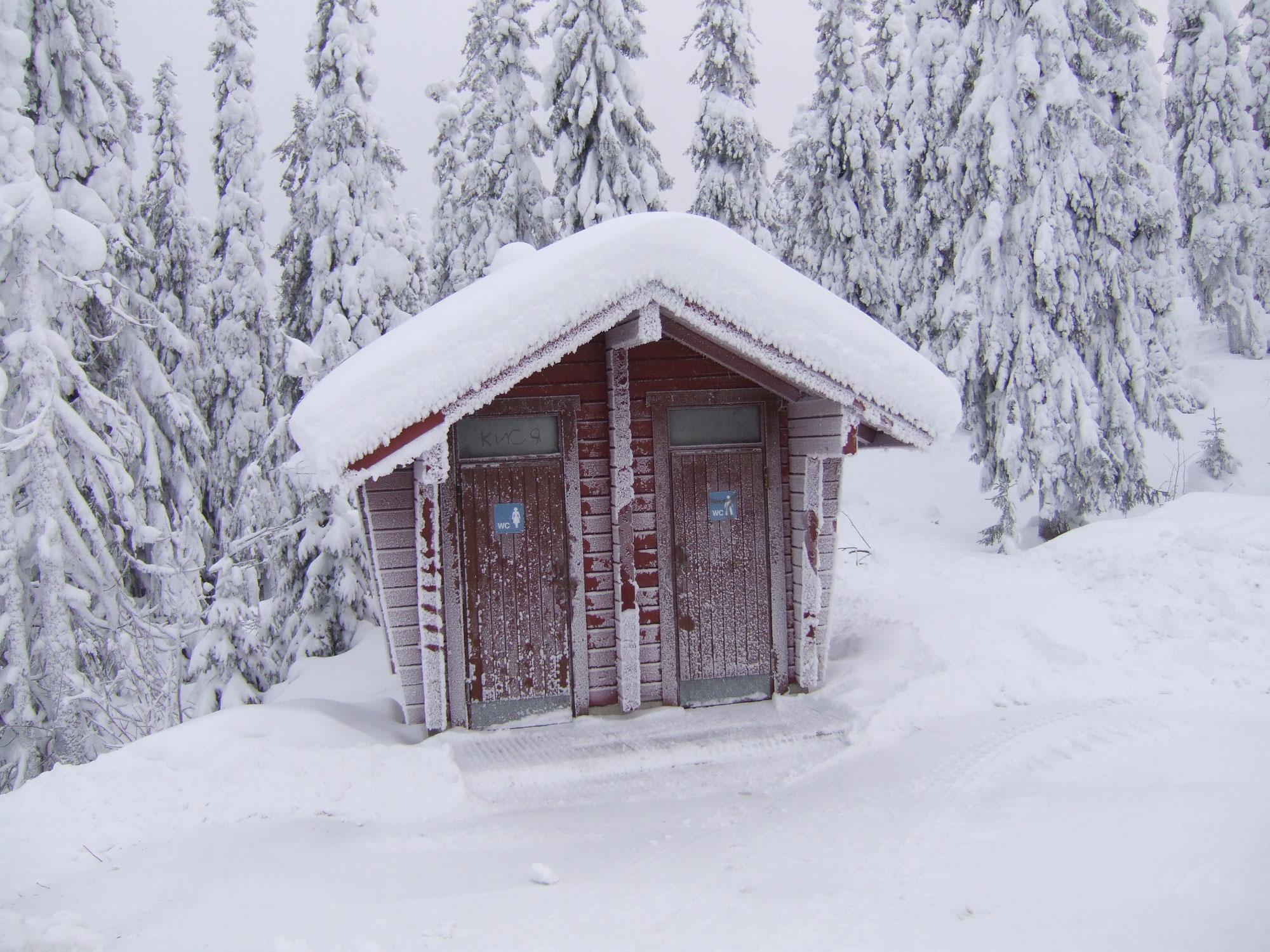Finnische Weihnacht    von Reiner Schrader