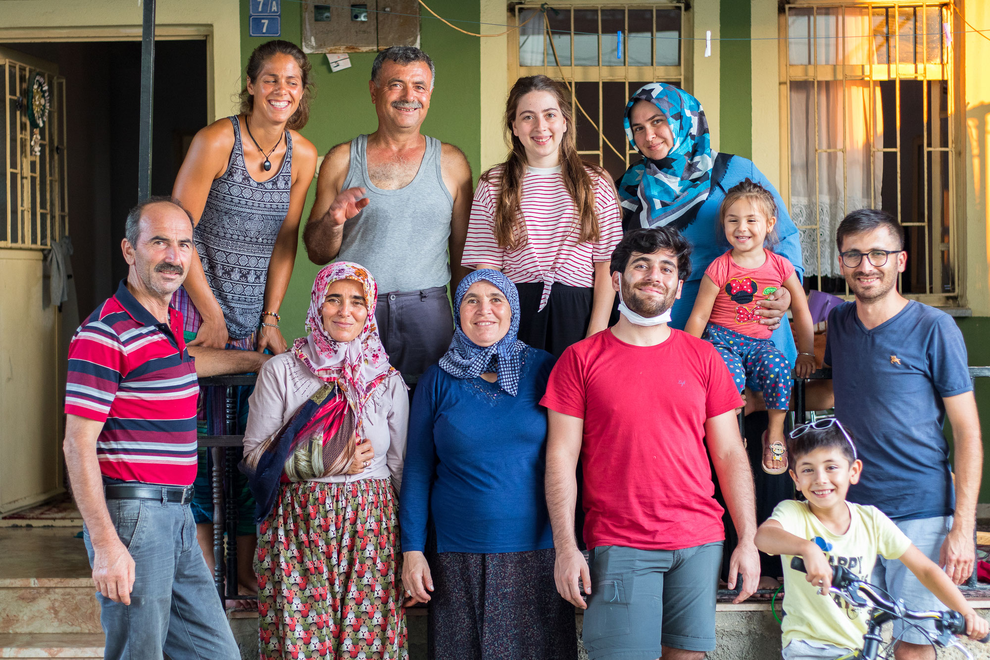 Insights into a Traditional Turkish Family