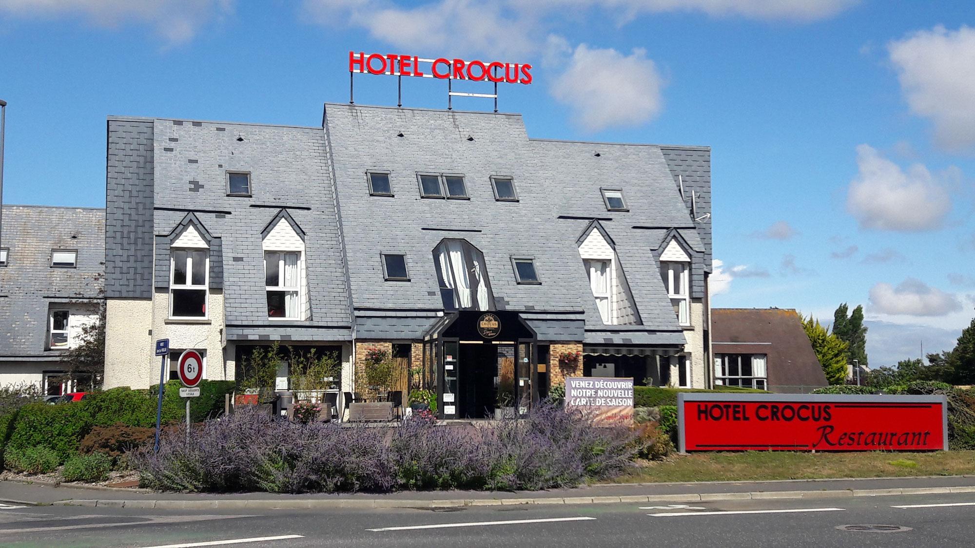 Crocus Hotel Hôtel Crocus Caen Mémorial France