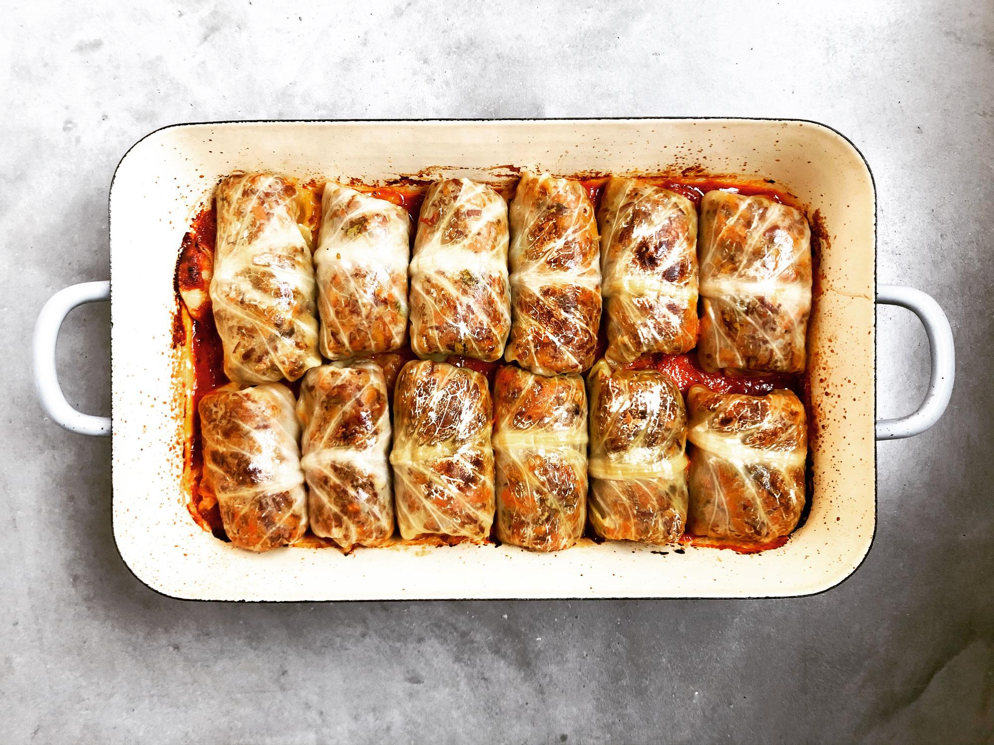 Sarma quasi Kimchi