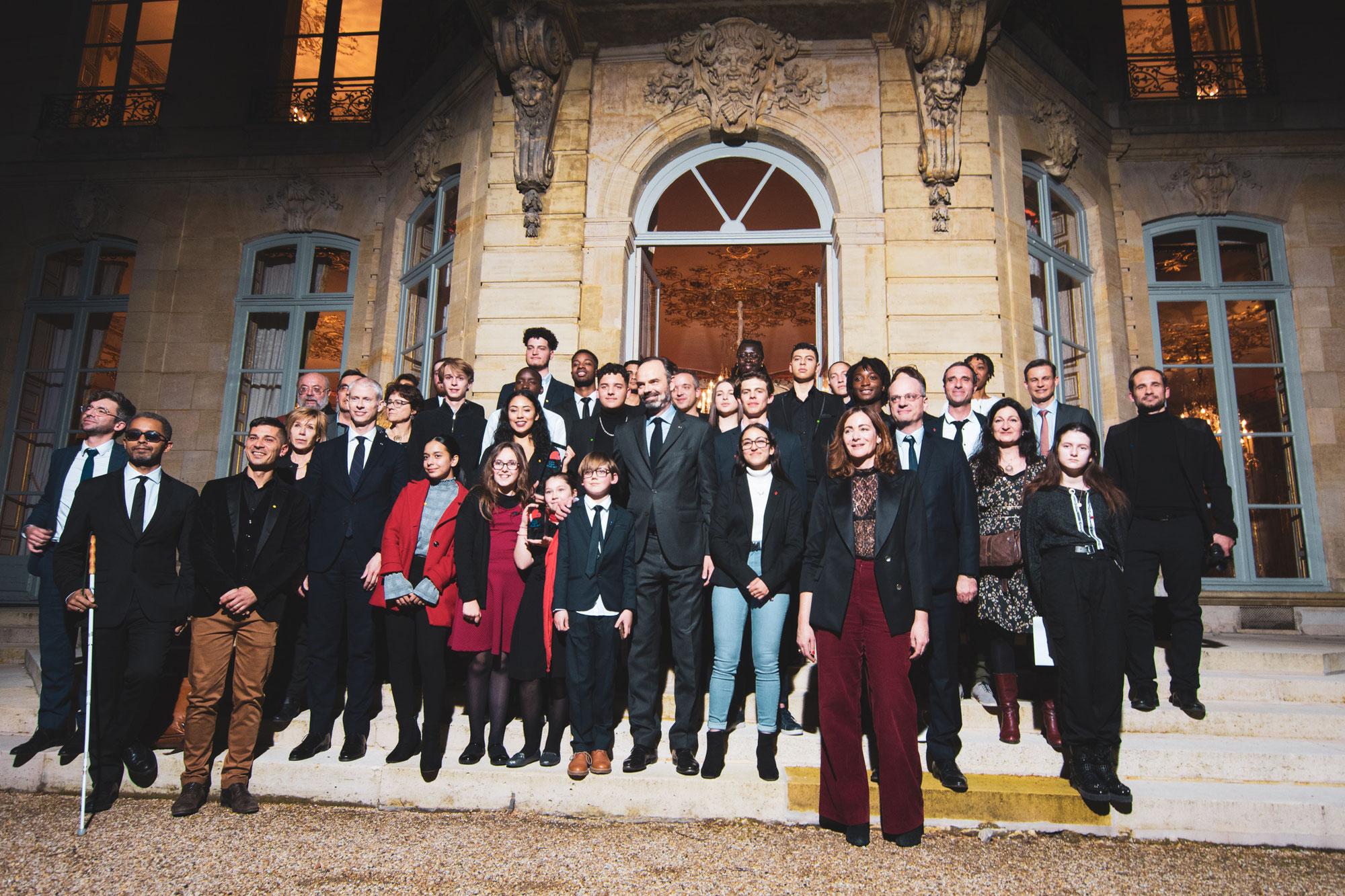 Prix Ilan HALIMI 2020