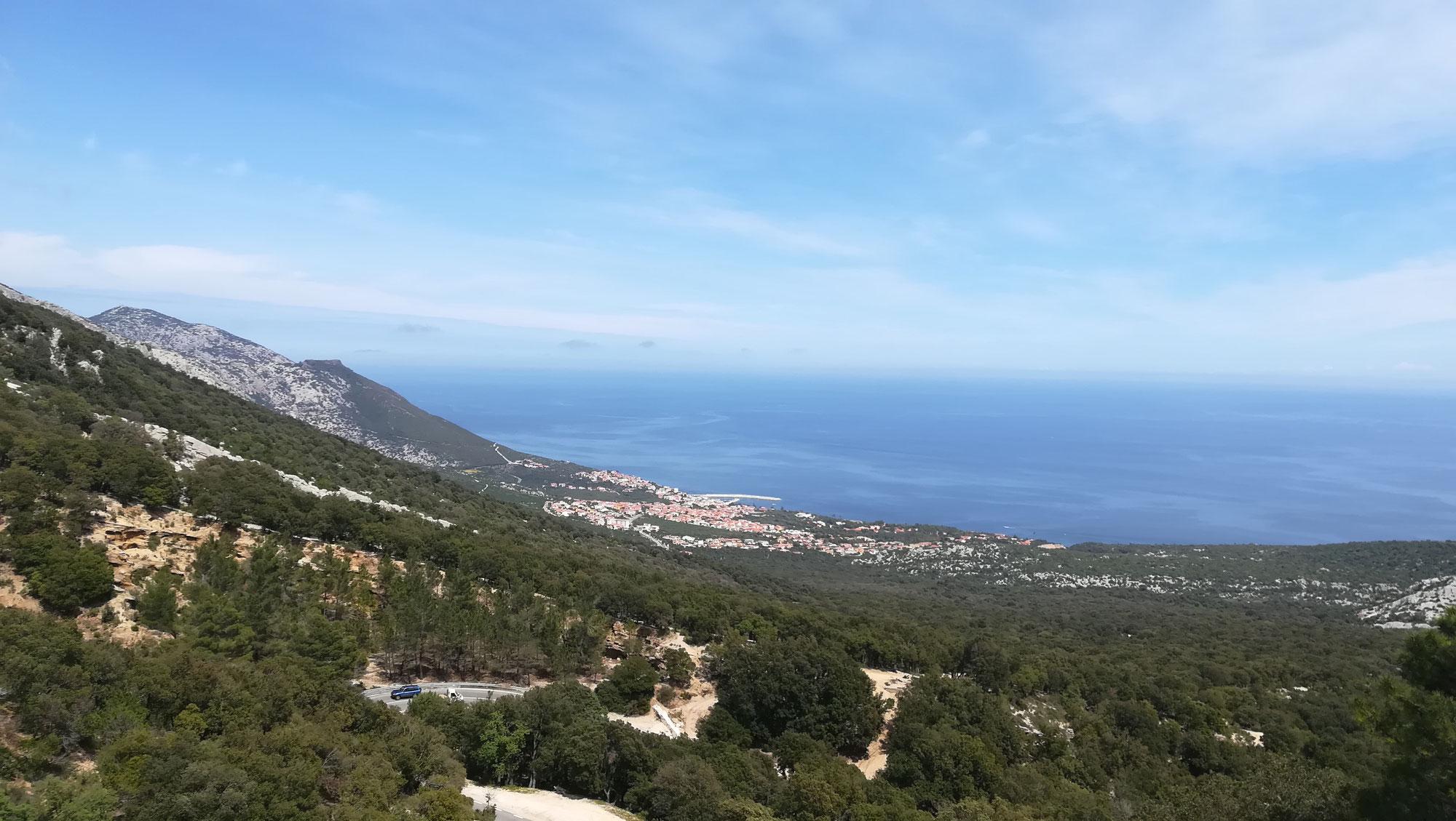 Roadtrip durch das Gebirge Sardiniens