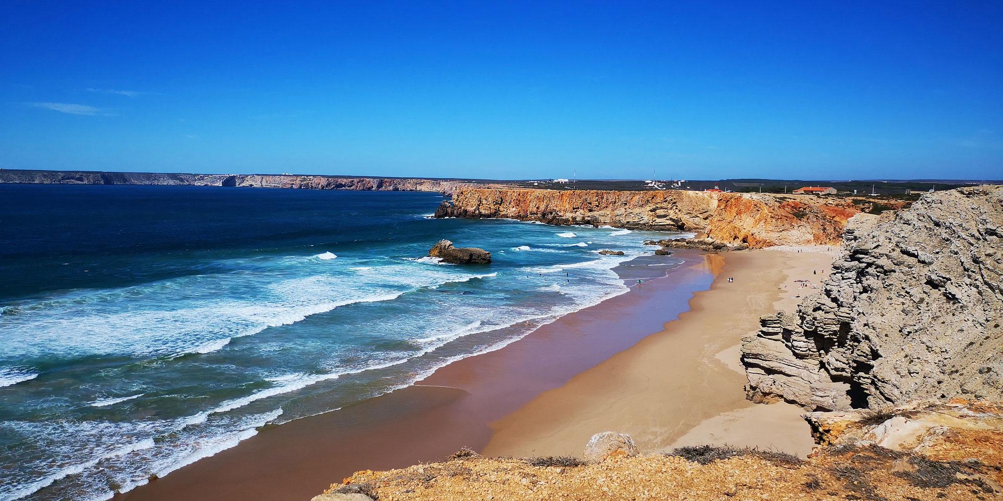 Reiseziel Algarve Teil III – Küstenabschnitte an der Algarve