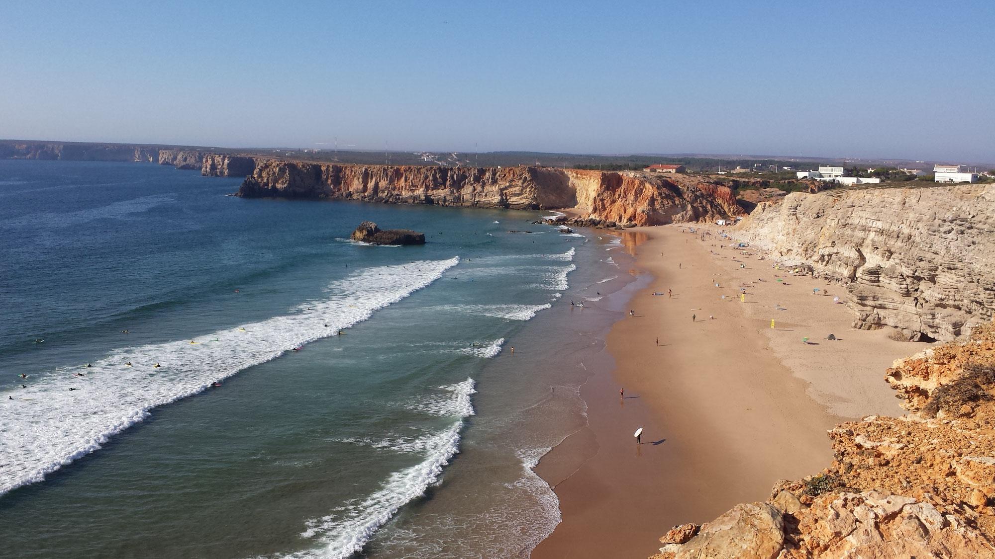 Meine Top 5 der schönsten Algarve-Küsten