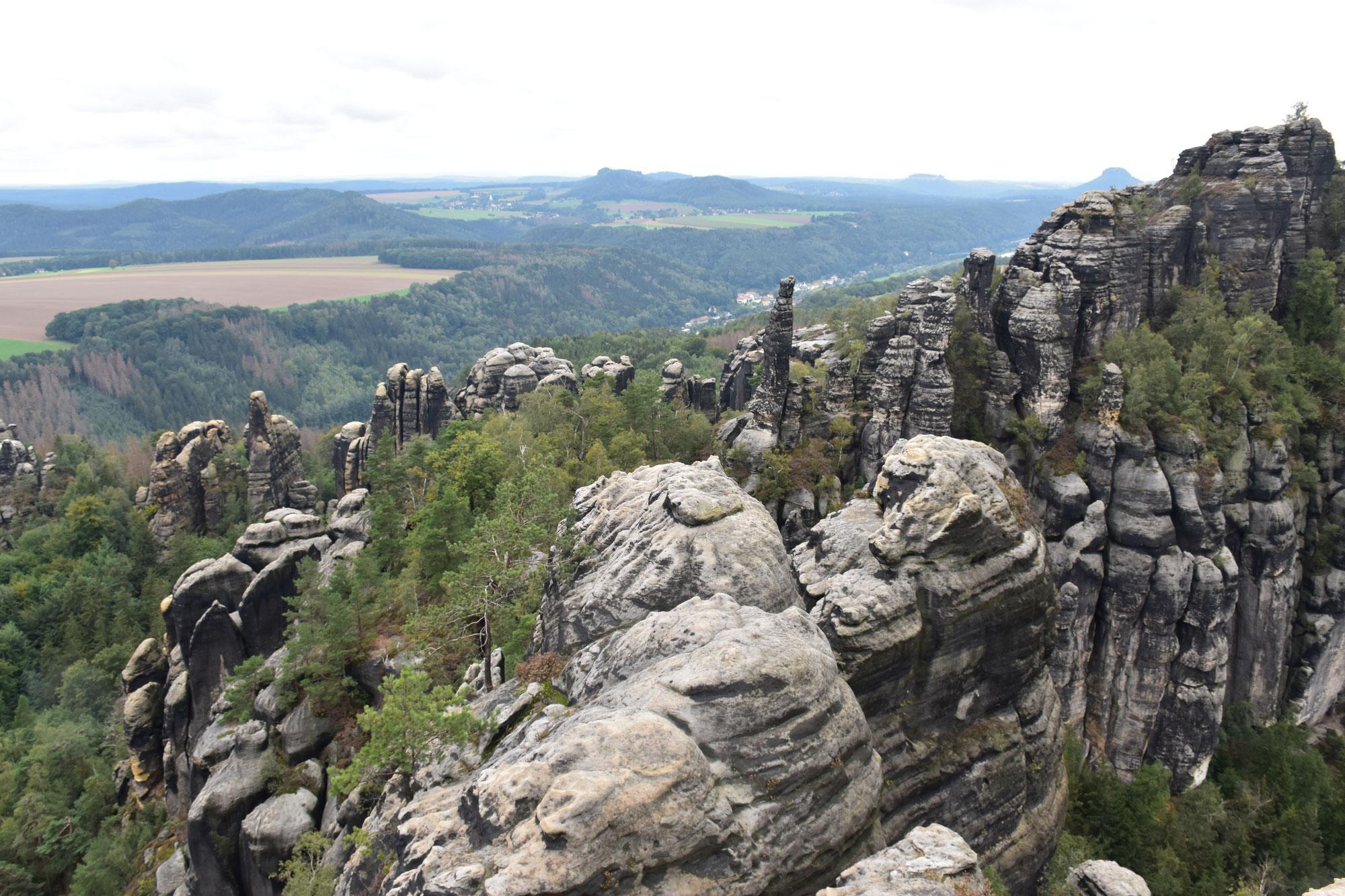 #5# Sächsische Schweiz / Elbsandsteingebirge