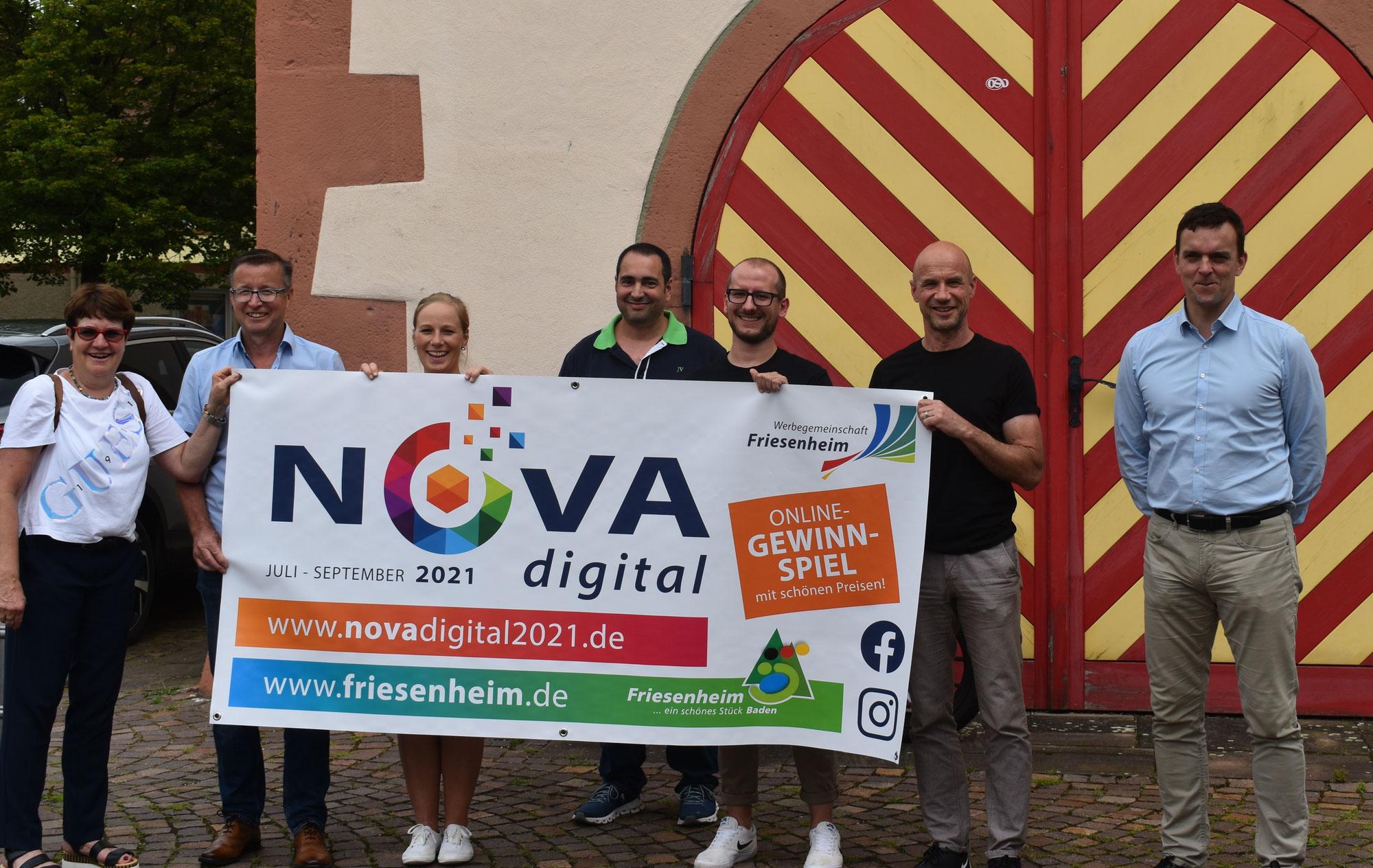 Novum: Bahn frei für Nova Digital 2021