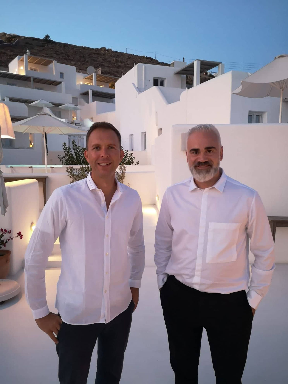 one-on-one with the hospitality leader (4): viabledesign meets aggelos manioudakis (regional hotel manager, katikies mykonos, greece)