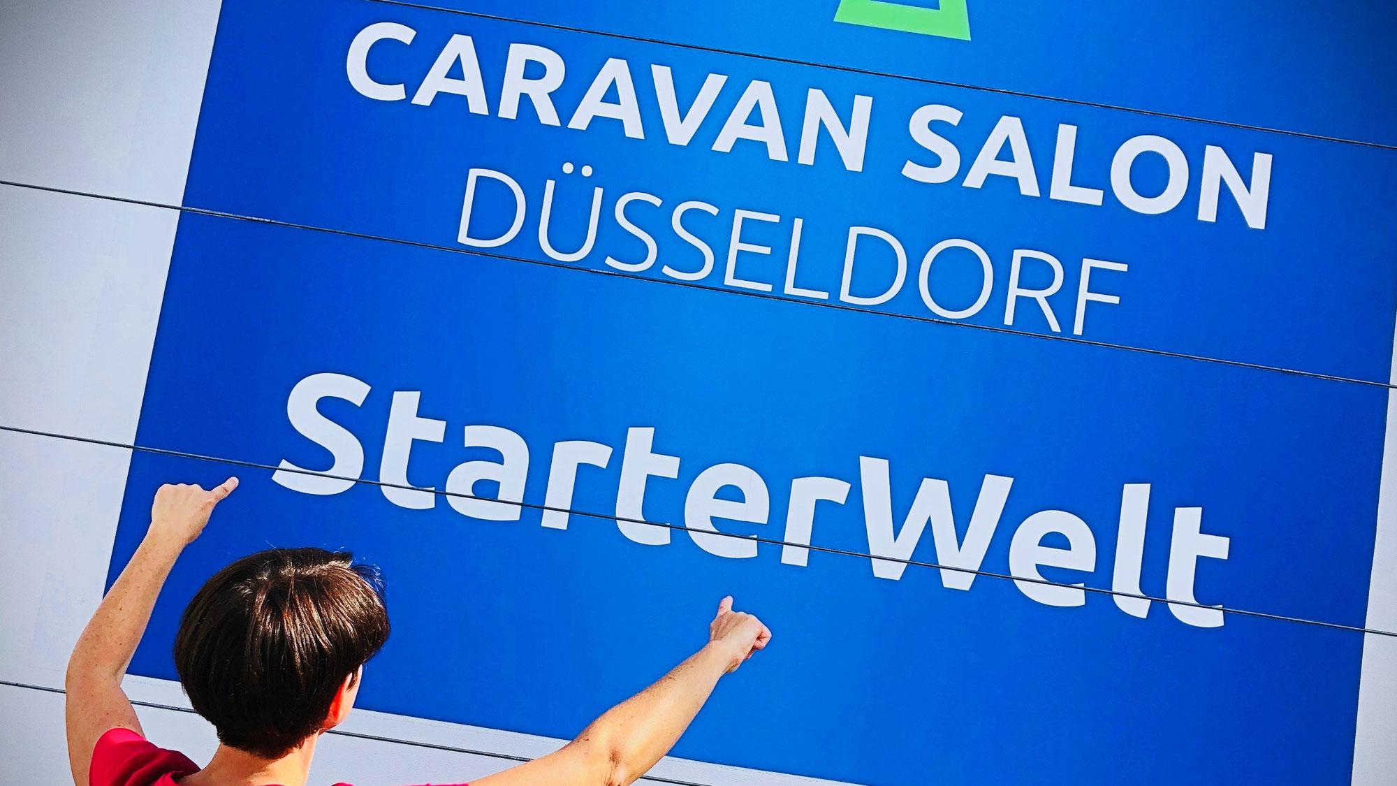 Caravan Salon Düsseldorf 2018 (Teil 1)...