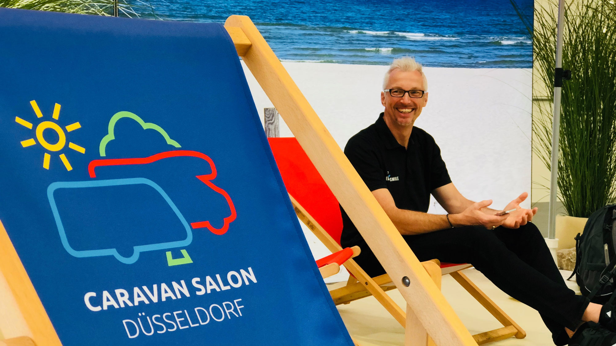 Caravan Salon Düsseldorf 2018 (Teil 2)...