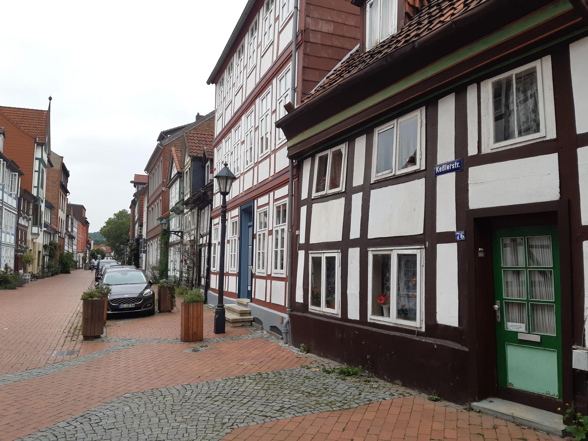 Stippvisite in Hildesheim