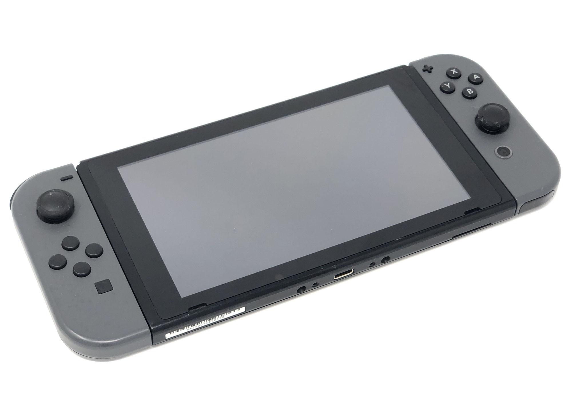 Hilfe meine Nintendo Switch-Konsole geht nicht an!