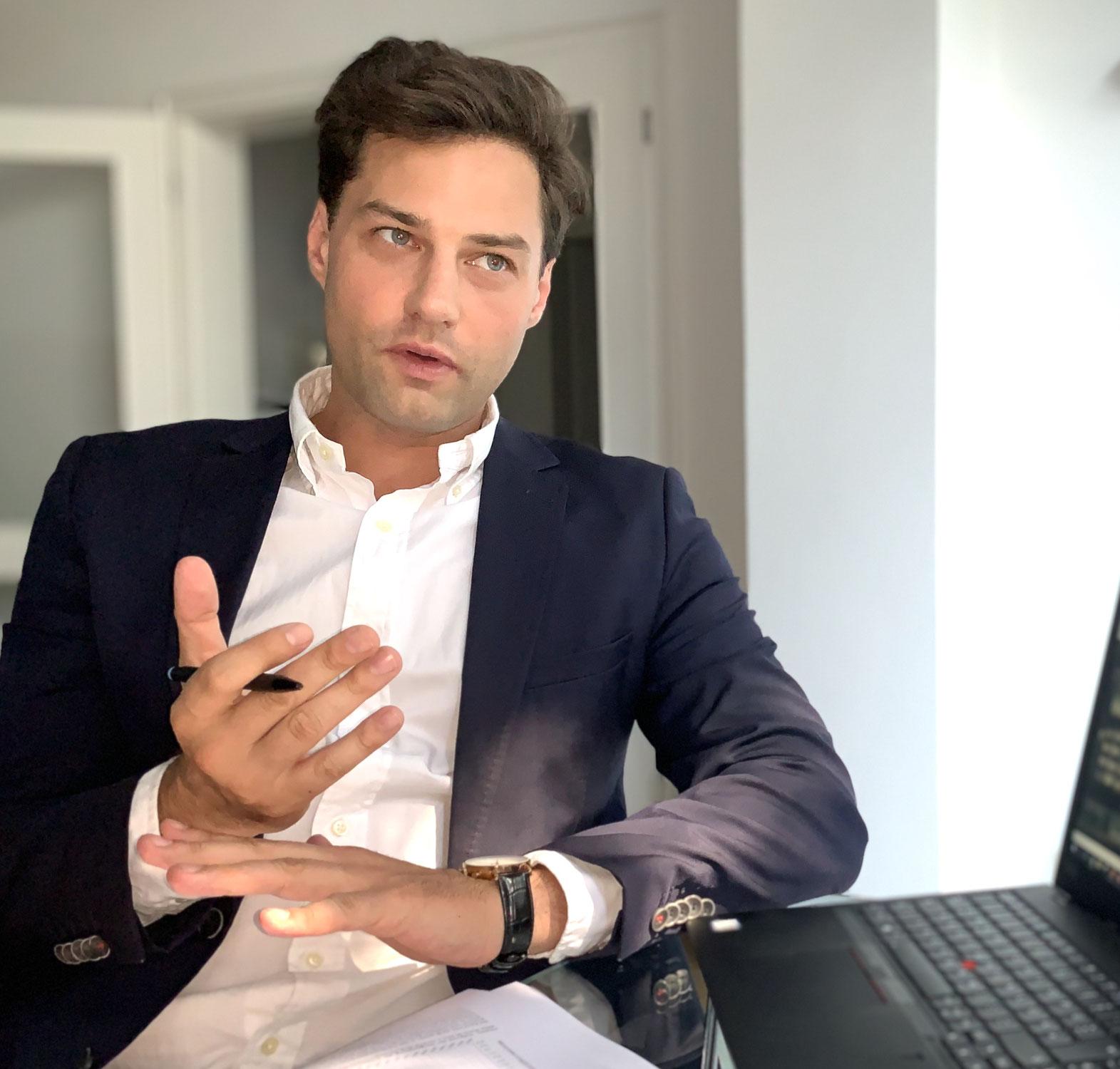 Web-Experten-Talk mit Patrik-Ludwig Hantzsch | Creditreform