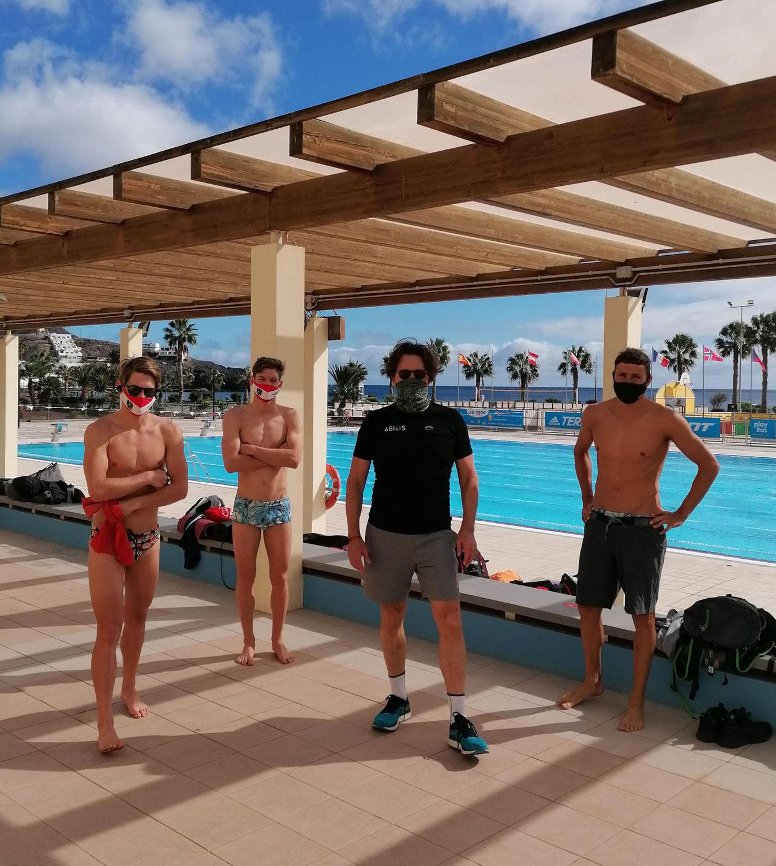 Fuerteventura ÖTRV Trainingslager