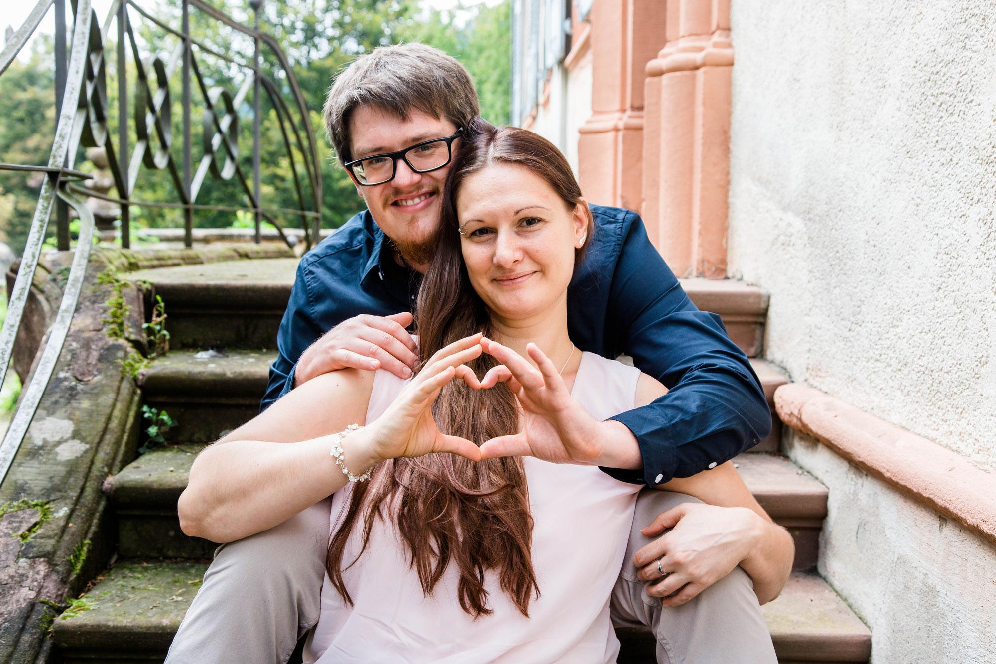 Elopement - Hochzeit von Simone und Mario