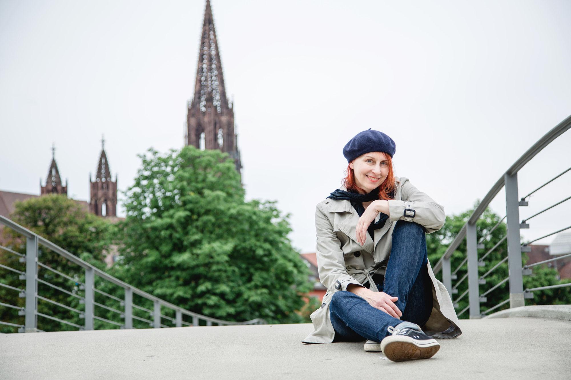 Die schönsten Plätze in Freiburg mit Christa