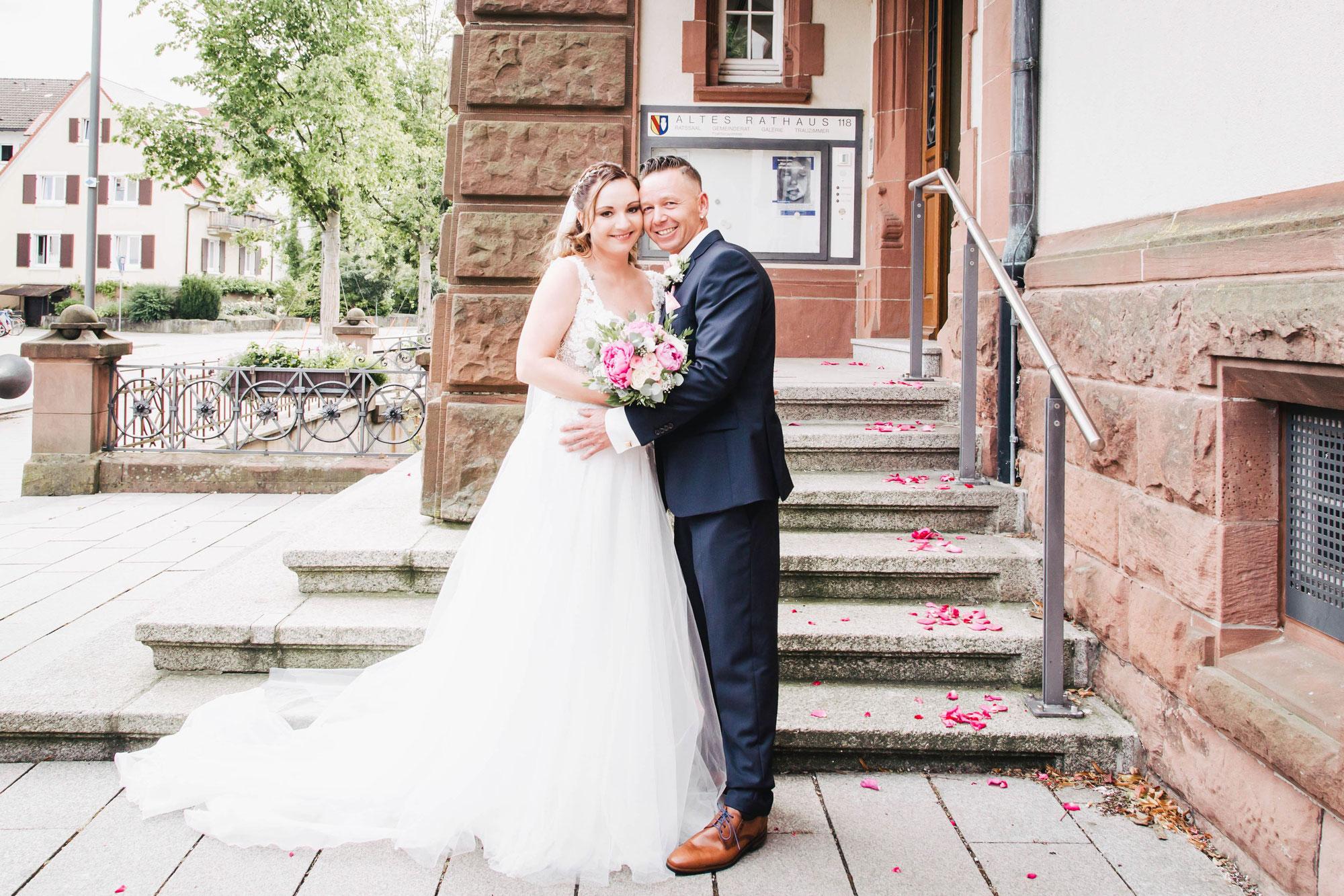 Hochzeit Tanja und Ronny Denzlingen