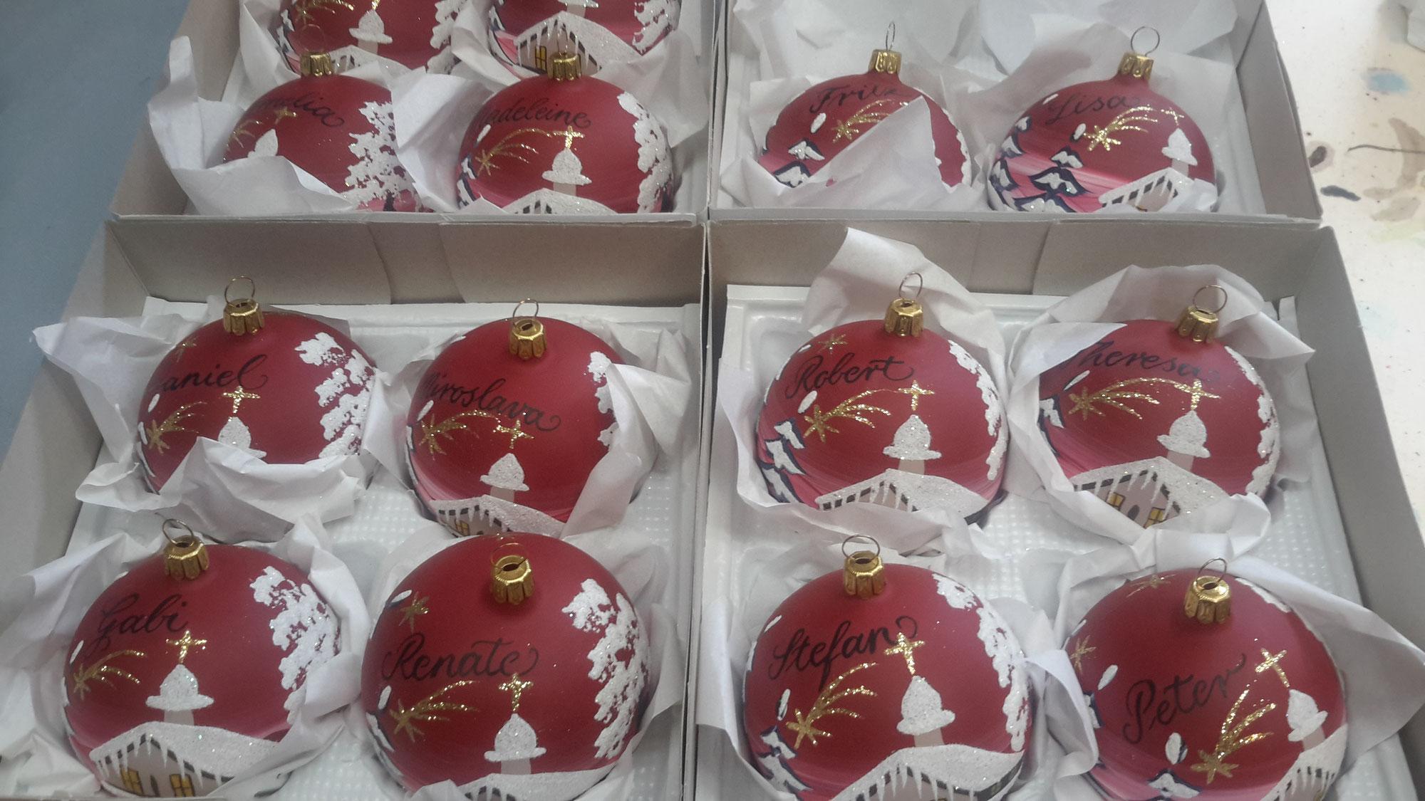 Geschenke mitarbeiter zu weihnachten