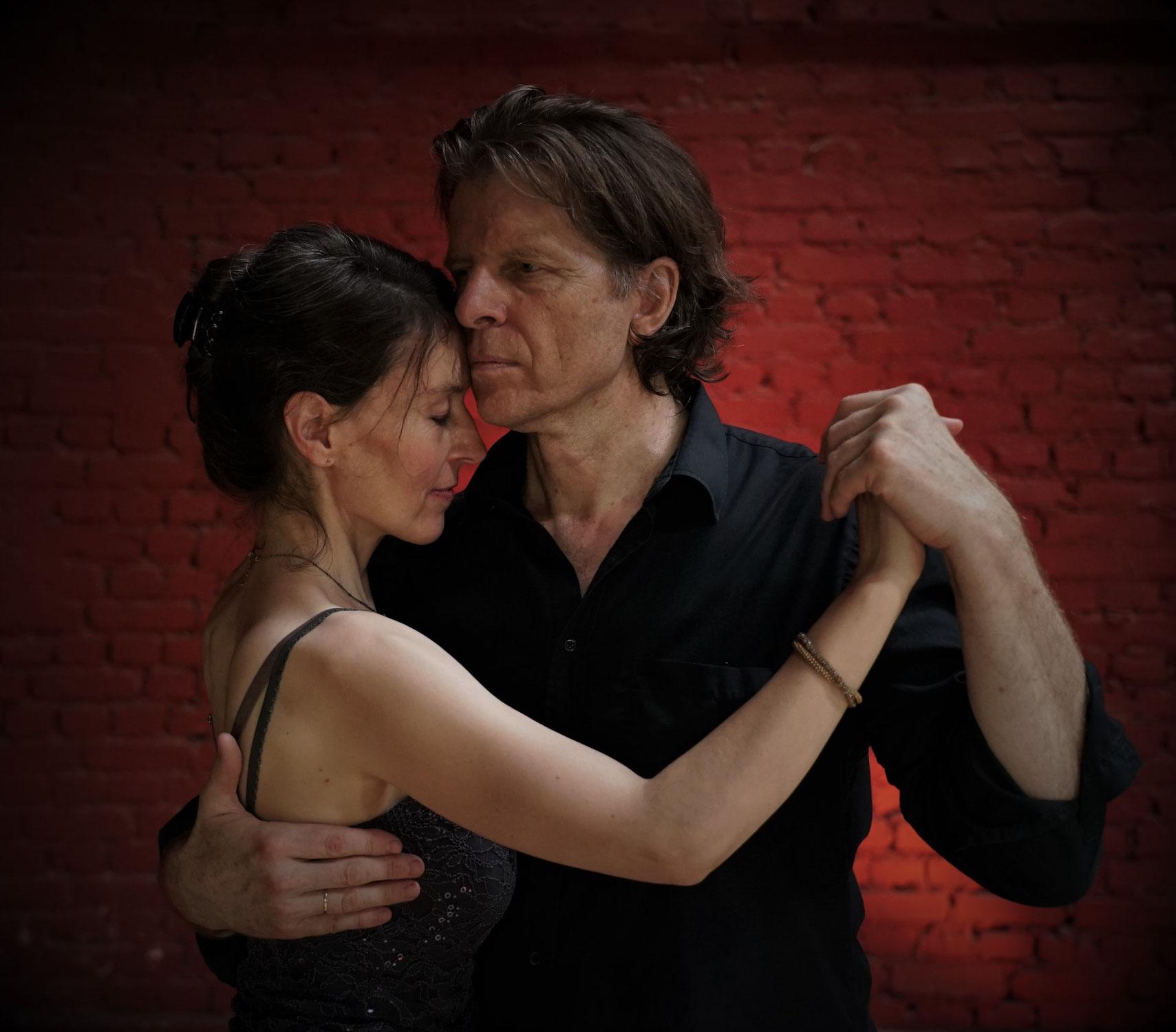 Tango lernen mit Eva & Klaus