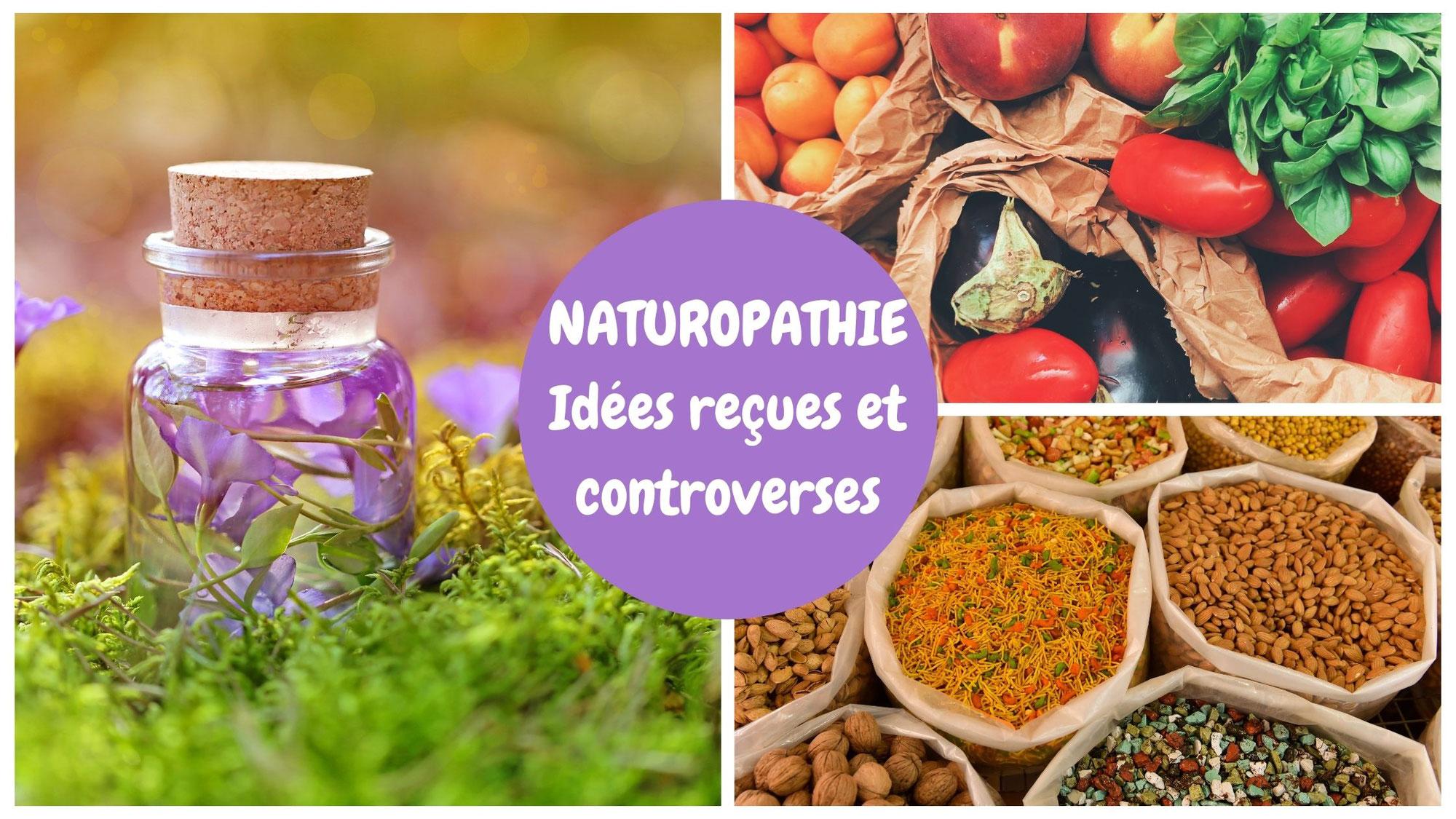 Qu'est ce que n'est pas la Naturopathie? Idées reçues et controverses