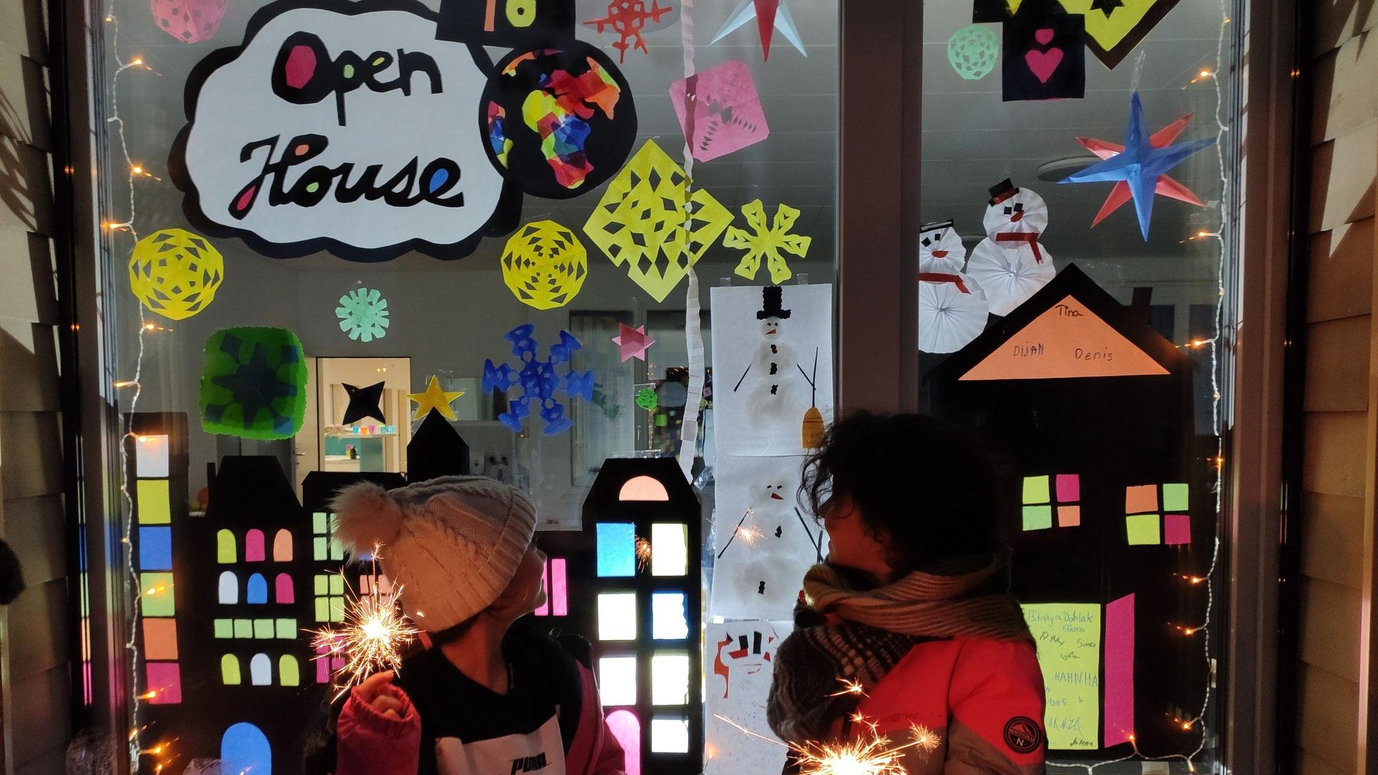 Rückblick und Ausblick Kindertreff Open House