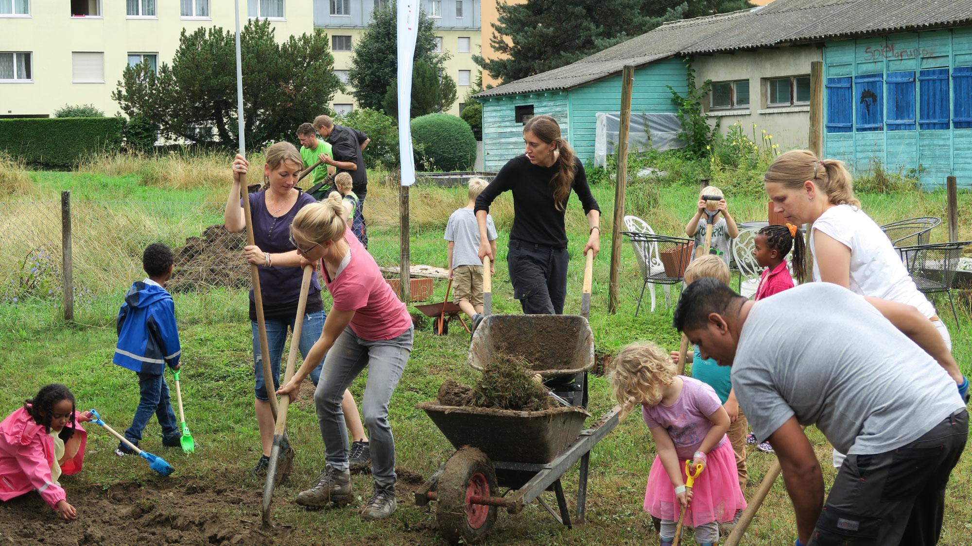 Pusch: Lebenswerte Quartiere aktiv mitgestalten