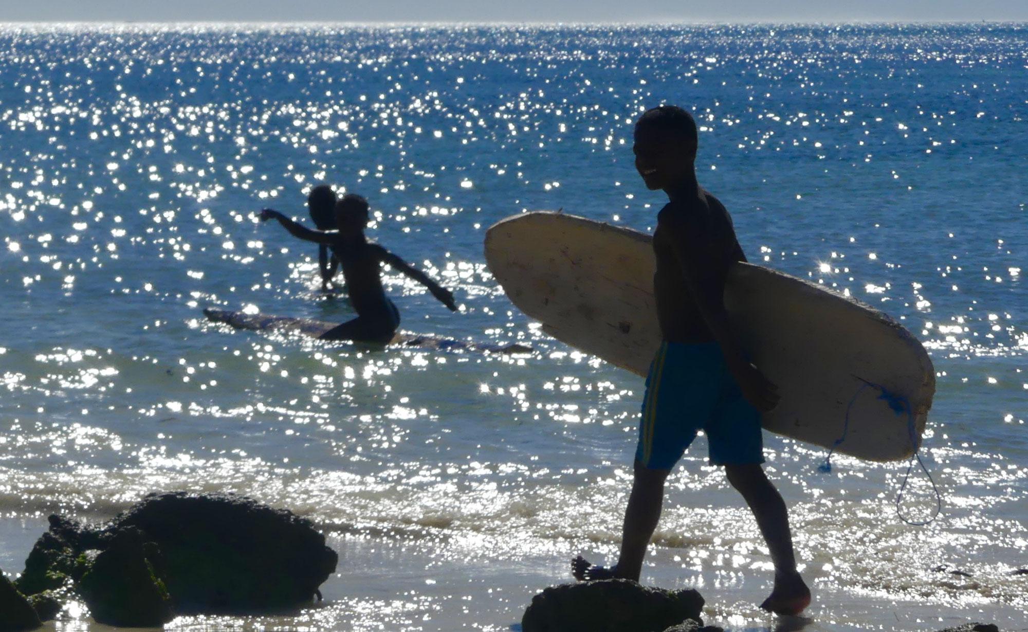 LOCAL SURF CREW | MADAGASCAR