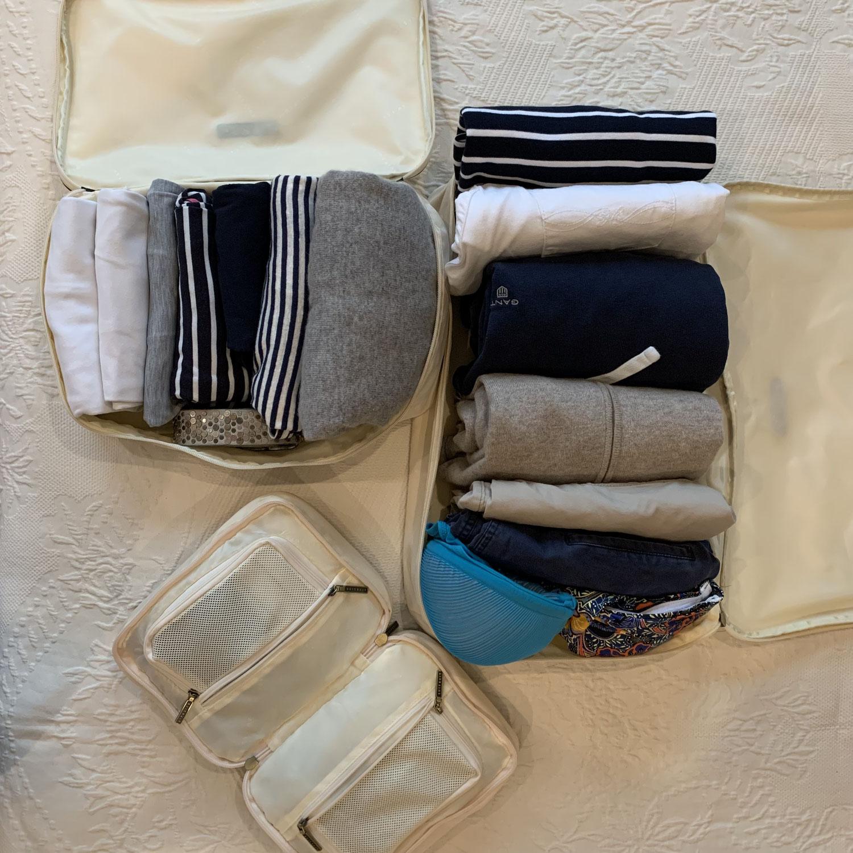 Ab in die Ferien mit leichtem Gepäck