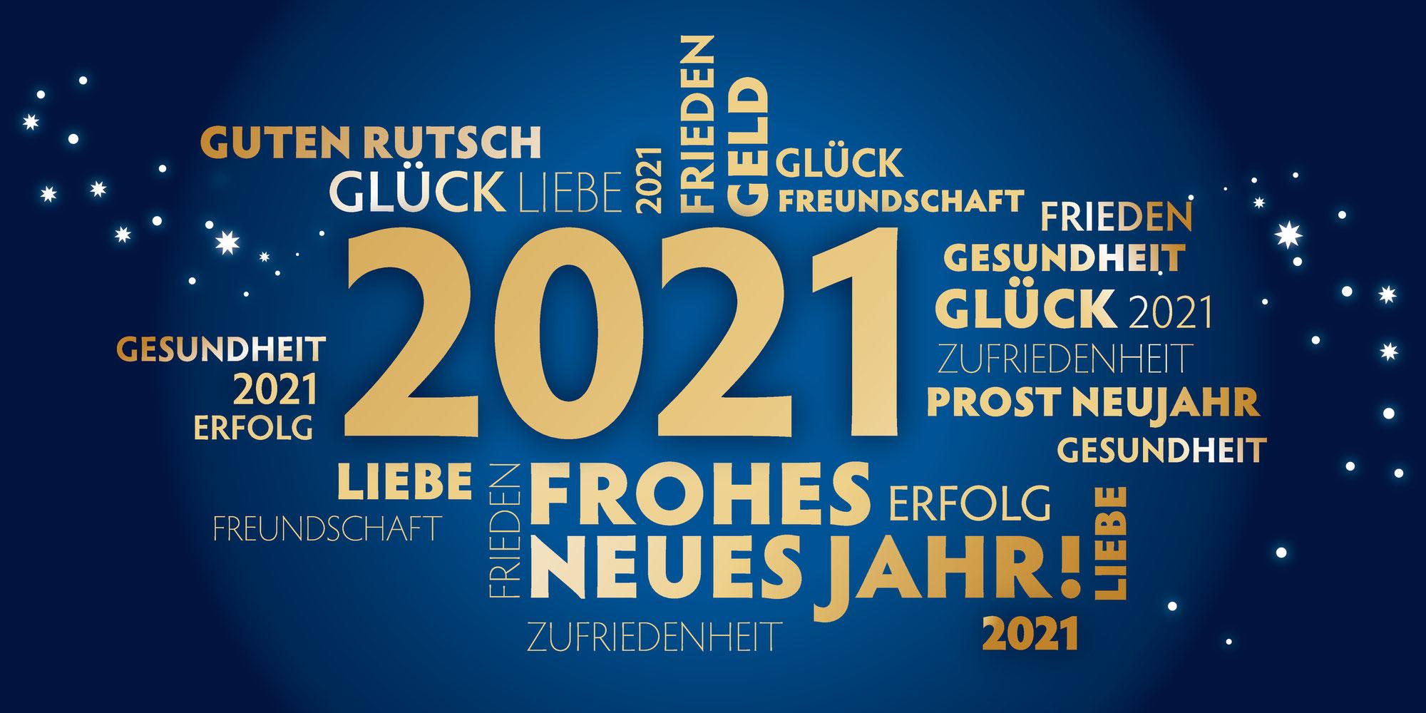 Alles Gute im neuen Jahr !!