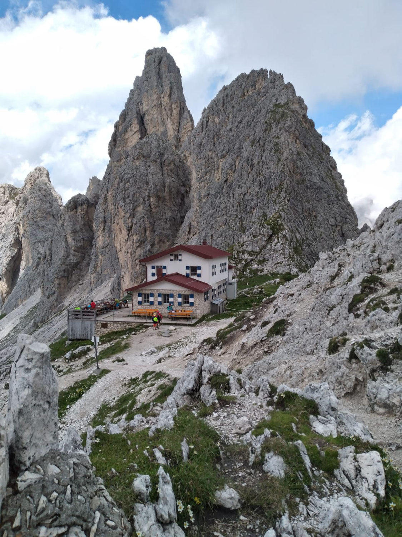 Misurina - Sentiero Durissini