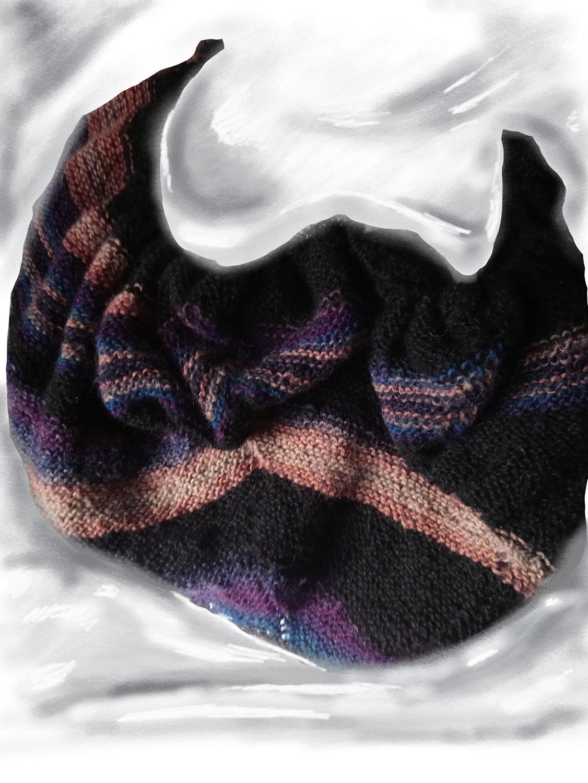 Vintage designer luxe sjaals