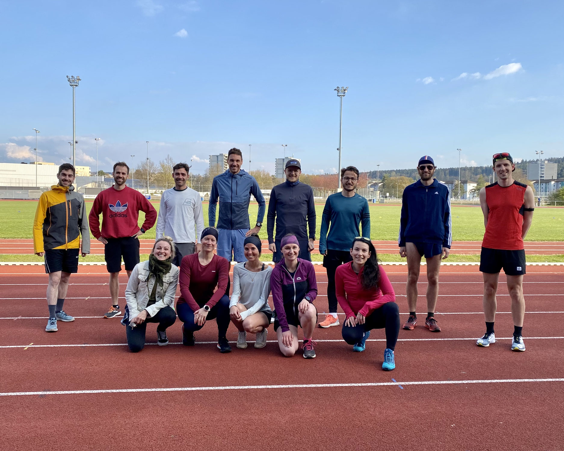 5000m all out Winti