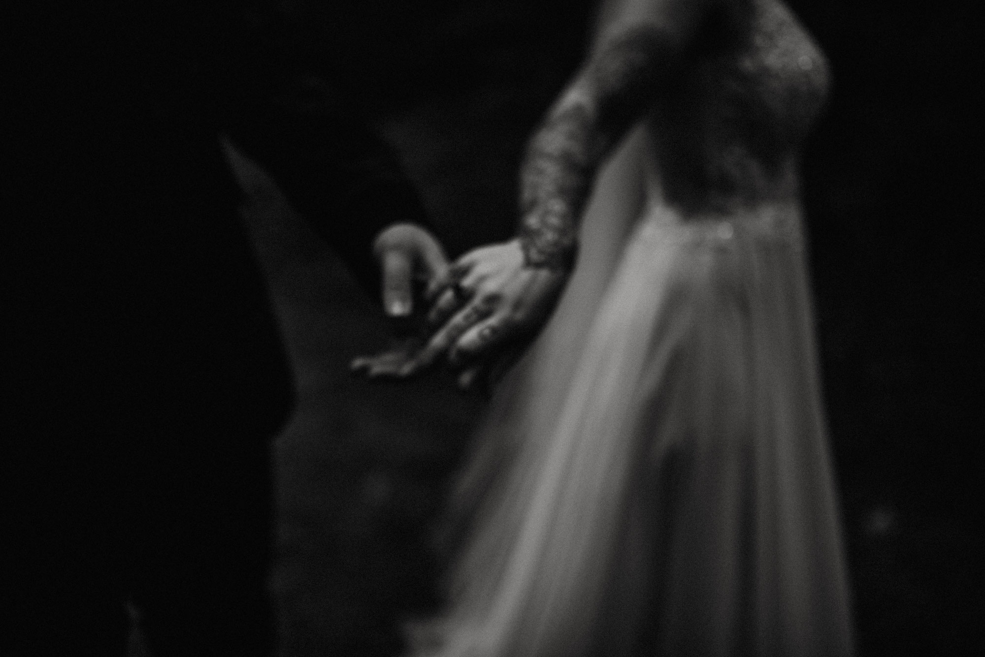 Moody, magic wedding - Antonia & Niklas