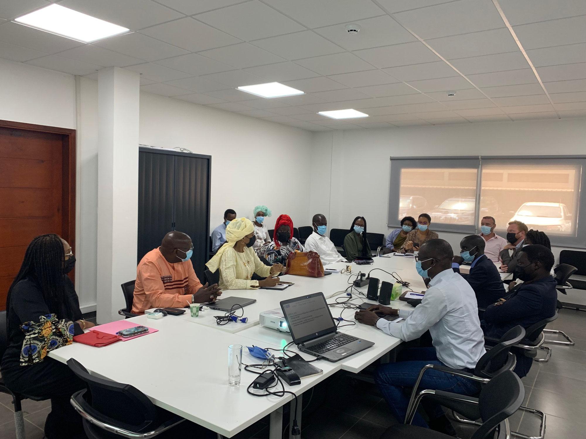 RSE- Compte rendu de la réunion des Entreprises RSE du Sénégal (Juin 2021)