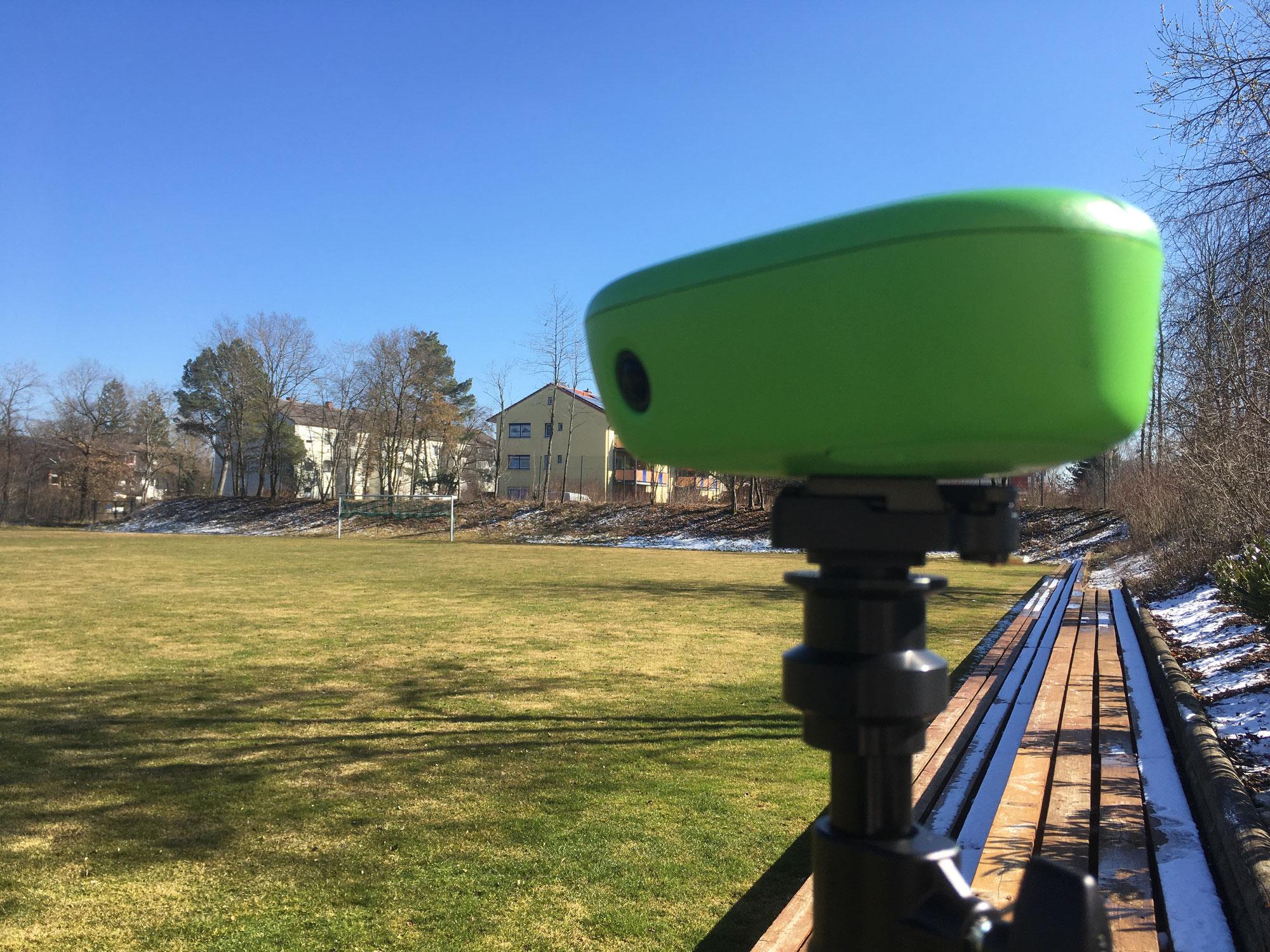 Neue Veo Kamera