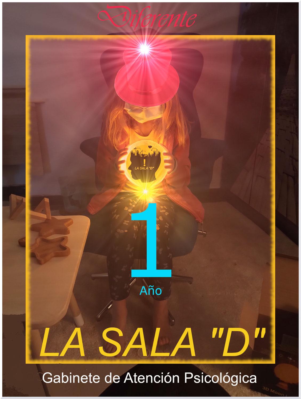 """1º Aniversario de LA SALA """"D"""""""