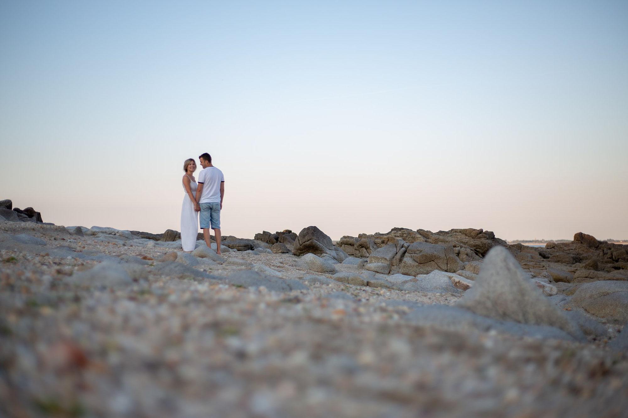 En février, on célèbre l'amour avec des jolies séances photos de couple