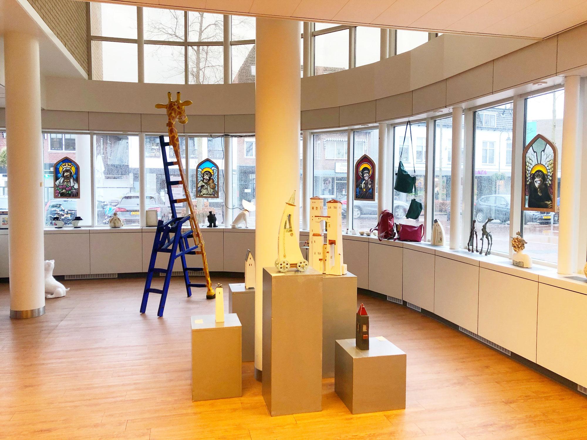 De nieuwe PopUp Galerie is open!